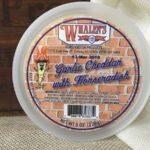 garlic cheddar horseradish